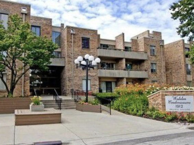 Schaumburg Condo/Townhouse For Sale: 1912 Prairie Square #108