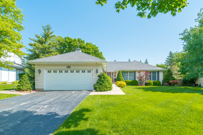 Palatine Single Family Home Price Change: 330 Terrace Court