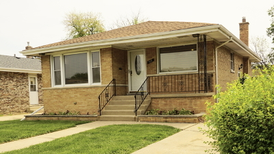 Calumet City  Single Family Home For Sale: 523 Buffalo Avenue
