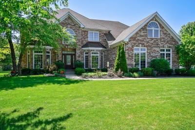 St. Charles Single Family Home Price Change: 39w933 Carl Sandburg Road
