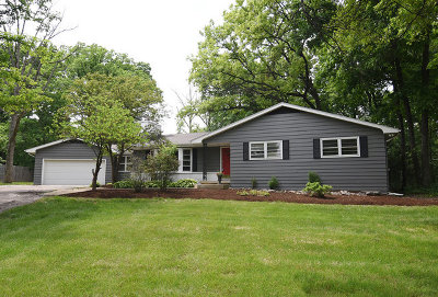 St. Charles Single Family Home Price Change: 3n898 Ferson Creek Road