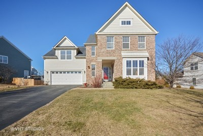 Batavia Single Family Home For Sale: 728 Branson Drive