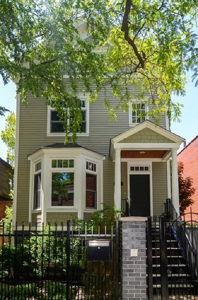 Single Family Home For Sale: 1710 North Orchard Street