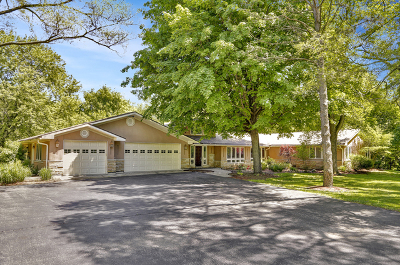 Cary Single Family Home For Sale: 7704 Newbold Road