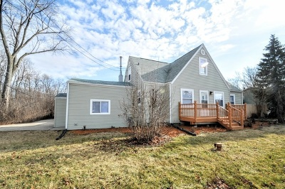 Lombard Single Family Home For Sale: 2n277 Swift Road