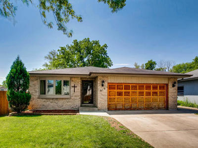 Bensenville Single Family Home For Sale: 810 Grove Avenue