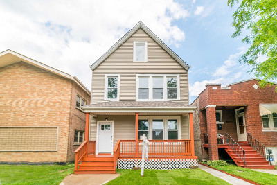 Cicero Single Family Home For Sale: 5024 West 32nd Place