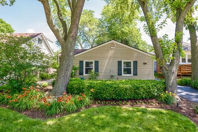 Villa Park Single Family Home For Sale: 314 East Elm Street