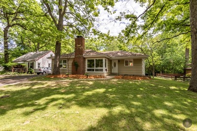 Naperville Single Family Home Price Change: 5s625 Vest Avenue