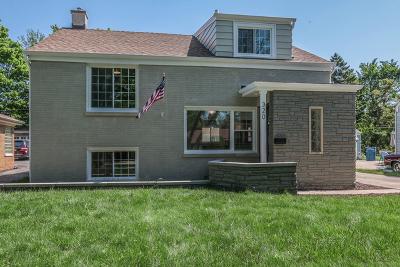 Elmhurst Single Family Home For Sale: 320 West Hillside Avenue