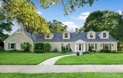 Highland Park Single Family Home For Sale: 930 Harvard Court