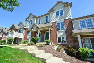 Orland Park IL Condo/Townhouse Re-Activated: $319,000