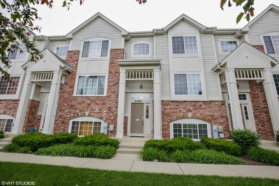 West Ridge Condo/Townhouse For Sale: 3335 Cameron Drive