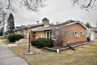 La Grange Park Single Family Home For Sale: 401-403 East Harding Avenue