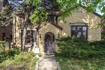 Single Family Home For Sale: 5755 North Virginia Avenue