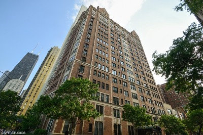 Chicago Condo/Townhouse Re-Activated: 1120 North Lake Shore Drive #7B