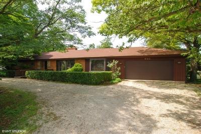 Burr Ridge Single Family Home For Sale: 15w640 83rd Street