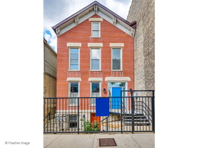 Multi Family Home For Sale: 1938-42 North Halsted Street