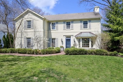 Lake Forest Single Family Home For Sale: 854 Highview Terrace