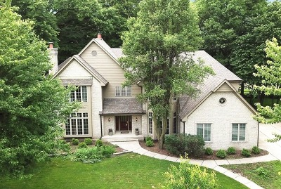 St. Charles Single Family Home For Sale: 3706 Royal Fox Drive