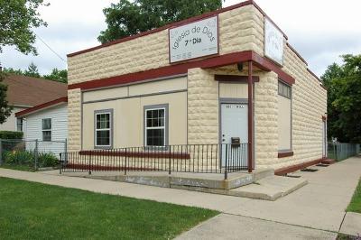 Elgin Commercial For Sale: 601 Hill Avenue