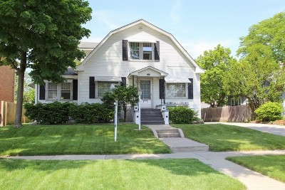 Bensenville Single Family Home For Sale: 244 South Center Street