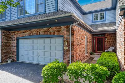 Burr Ridge Condo/Townhouse For Sale: 80 Trent Court