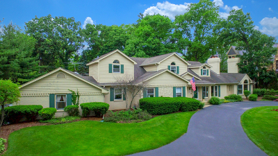 Hinsdale Single Family Home For Sale: 550 East 1st Street