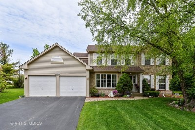 Elgin Single Family Home For Sale: 171 Brentwood Trail