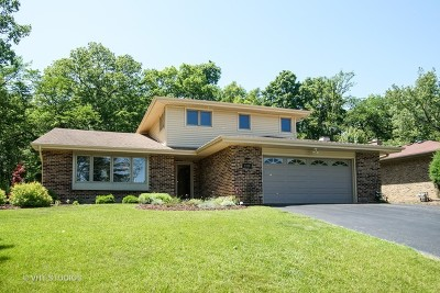 Palatine Single Family Home For Sale: 2330 North Westwood Lane