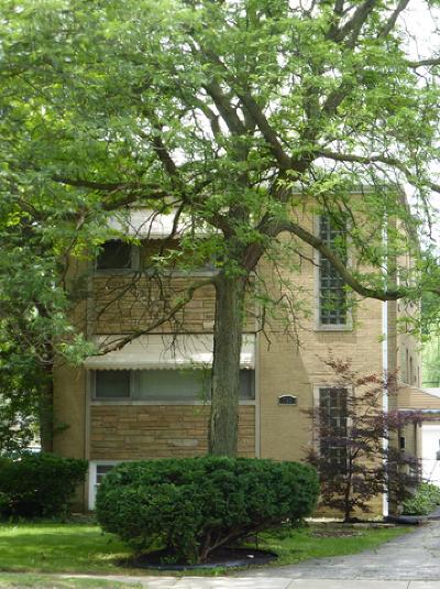 La Grange Park Multi Family Home For Sale: 740 North La Grange Road