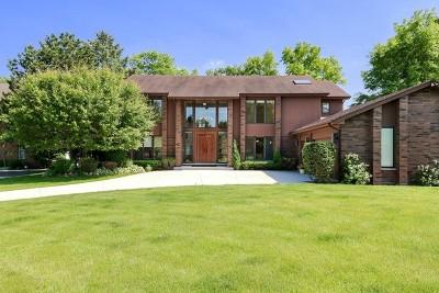 Buffalo Grove Single Family Home For Sale: 3041 Cyprus Court