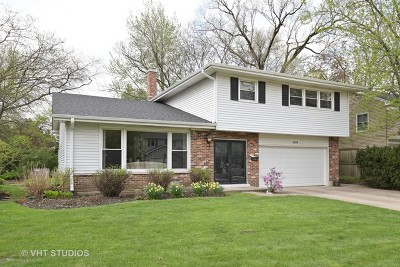 Deerfield Single Family Home For Sale: 1635 We Go Trail