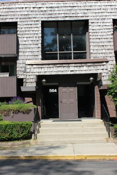 Carol Stream Condo/Townhouse For Sale: 564 Timber Ridge Drive #307