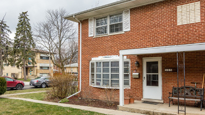 La Grange Park Condo/Townhouse For Sale: 505 Barnsdale Road #A