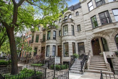 Single Family Home For Sale: 47 East Bellevue Place