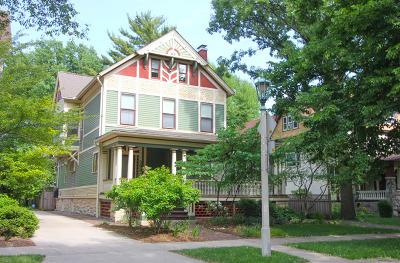 Oak Park Single Family Home For Sale: 308 North Kenilworth Avenue