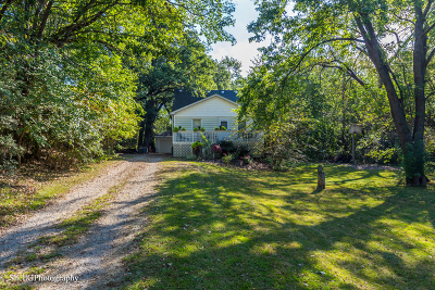 Frankfort Single Family Home For Sale: 21233 South Hillside Road