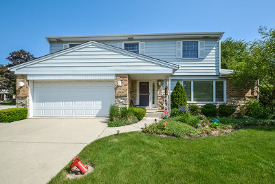 Deerfield Single Family Home For Sale: 641 Lombardy Lane