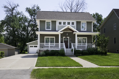 Downers Grove Single Family Home For Sale: 5603 Carpenter Street