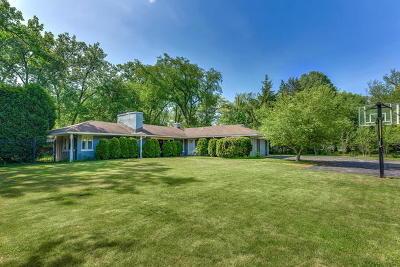 Winnetka Single Family Home For Sale: 108 Westview Road