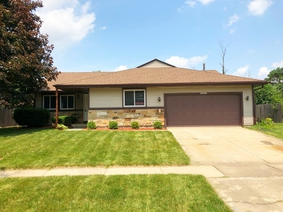 Warrenville Single Family Home For Sale: 30w253 Bedford Lane