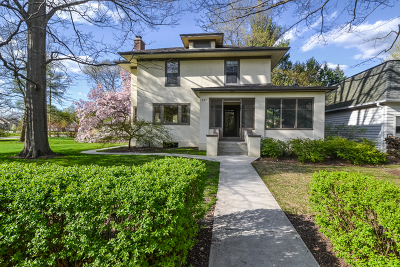 Geneva Single Family Home For Sale: 521 Franklin Street