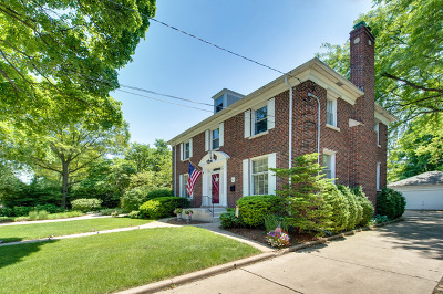 Single Family Home For Sale: 312 East Harrison Avenue