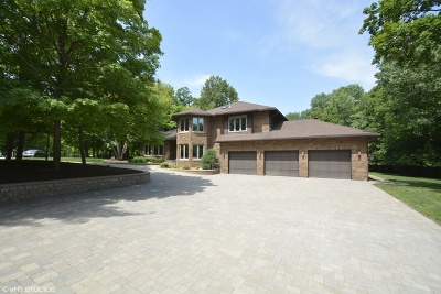 Frankfort Single Family Home For Sale: 975 North Butternut Circle