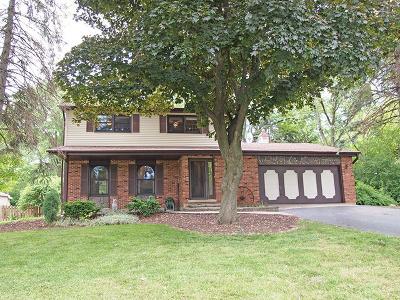 Roselle Single Family Home For Sale: 1616 Roslyn Road
