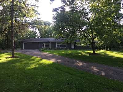 Winfield Single Family Home For Sale: S700 Winfield Road