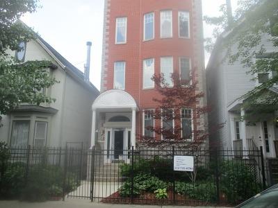 Condo/Townhouse For Sale: 3141 North Racine Avenue #1
