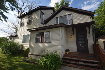 Monee Multi Family Home For Sale: 5562 West Court Street