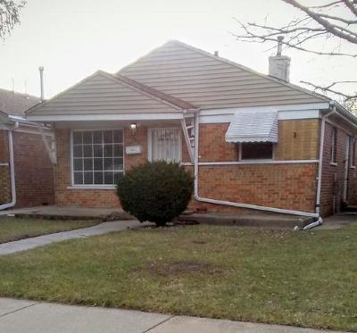 Burbank  Single Family Home For Sale: 7756 Lavergne Avenue